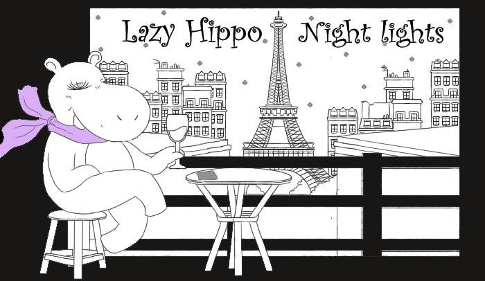 Lazy Hippo Night Lights Grand Opening!